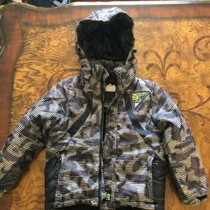 Other - Winter jacket lined with fleece size 6